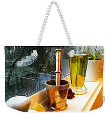 Alchemy And Oils Weekender Tote Bag