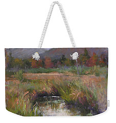 Alder Meadow September Weekender Tote Bag