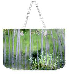 Alder Reflections Weekender Tote Bag