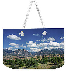 Aldo Leopold Wilderness, New Mexico Weekender Tote Bag