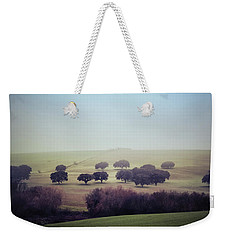 Alentejo In The Mist Weekender Tote Bag by Marion McCristall