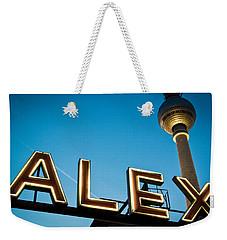 Alex Weekender Tote Bag
