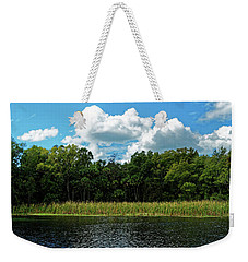 Alexander Creek Weekender Tote Bag