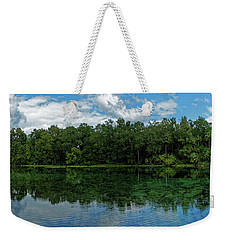Alexander Springs Pool Weekender Tote Bag
