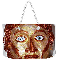Alexander The Great Weekender Tote Bag