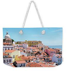 Alfama Weekender Tote Bag