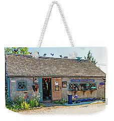 Alfie Glover's Bird Barn Weekender Tote Bag