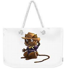 Deputy Alfred Weekender Tote Bag