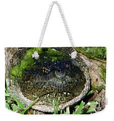 Algae Face Common Snapper Weekender Tote Bag