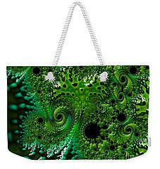 Algae Weekender Tote Bag
