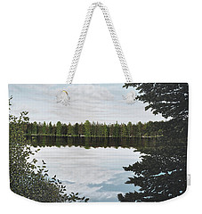 Algonquin Park Weekender Tote Bag by Kenneth M  Kirsch