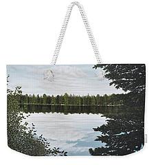 Algonquin Park Weekender Tote Bag