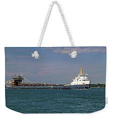 Algosteel 1 Weekender Tote Bag