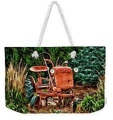 Alice Chalmers Weekender Tote Bag