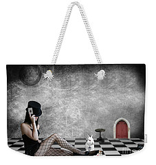 Alice Is Kinky Weekender Tote Bag