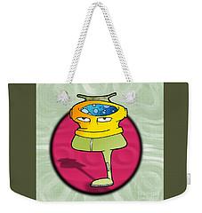 Alice Weekender Tote Bag by Uncle J's Monsters