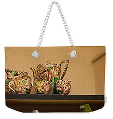 Alice's Tea Party Weekender Tote Bag