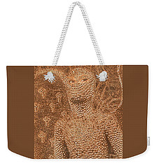 Alien Angel Weekender Tote Bag