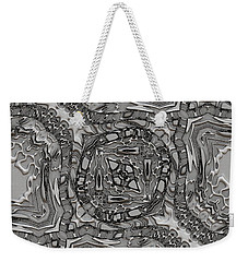 Alien Building Materials Weekender Tote Bag