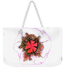 Alien Cell Weekender Tote Bag
