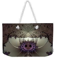 Alien Exotica Weekender Tote Bag by Casey Kotas