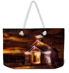 Alien Home Weekender Tote Bag