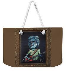 Alien Jerry Garcia Weekender Tote Bag
