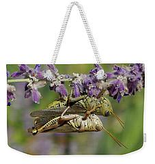 Alien Love Weekender Tote Bag