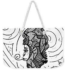 Alien Woman Weekender Tote Bag