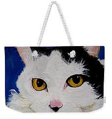 Alisha Weekender Tote Bag