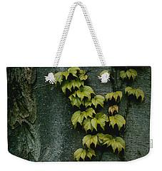 Alive Weekender Tote Bag by Rachel Mirror