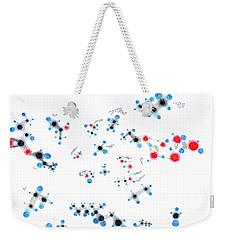 Alkanes And Friends Weekender Tote Bag