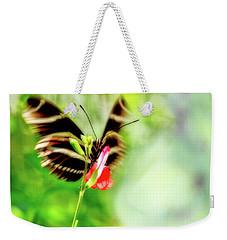 All A-flutter Weekender Tote Bag
