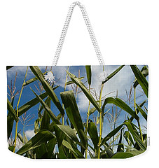 All About Corn Weekender Tote Bag