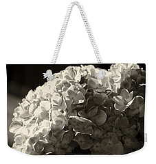 Weekender Tote Bag featuring the photograph All Aflutter by Christi Kraft