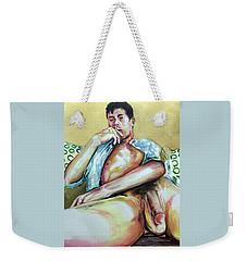 All American Boy Weekender Tote Bag
