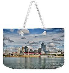 All American City 2 Weekender Tote Bag