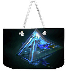 All Angles Covered Weekender Tote Bag by Mark Dunton