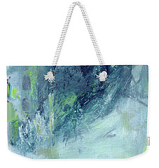 All Around You- Abstract Art By Linda Woods Weekender Tote Bag
