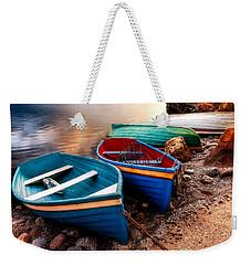 All Ashore Weekender Tote Bag
