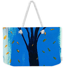 All Fall Down Weekender Tote Bag