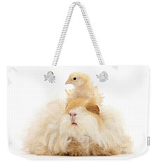 All Frizzed Up And Ready To Go Weekender Tote Bag