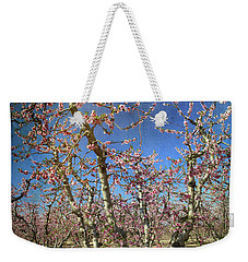 All Good Things Weekender Tote Bag by Laurie Search