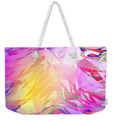 All I Need Is An Angel Weekender Tote Bag