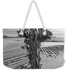 All In A Row Weekender Tote Bag