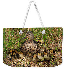All In For The Shot Weekender Tote Bag