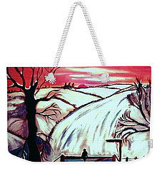 All Is Calm..... Weekender Tote Bag