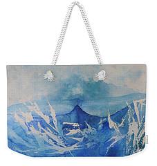 All Is Whale Weekender Tote Bag