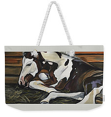 All Legs And Spots Weekender Tote Bag