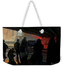All Lives Matter Weekender Tote Bag